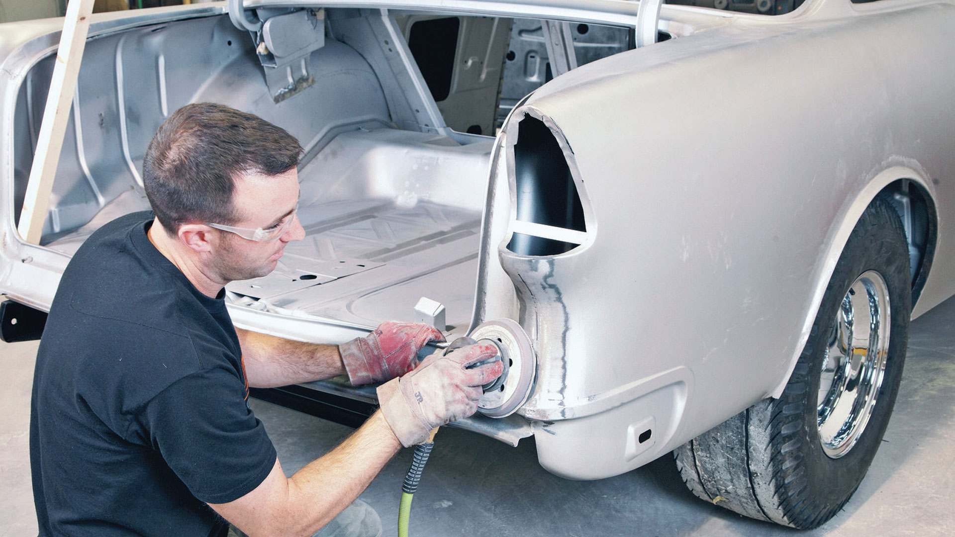 Detailing / Refinish and Automotive body repair